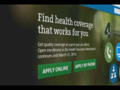 health.gov website
