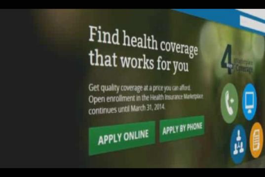 health.gov website