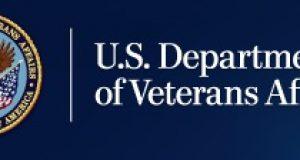 Departments of Veteran's Affairs logo