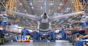 Boeing plane