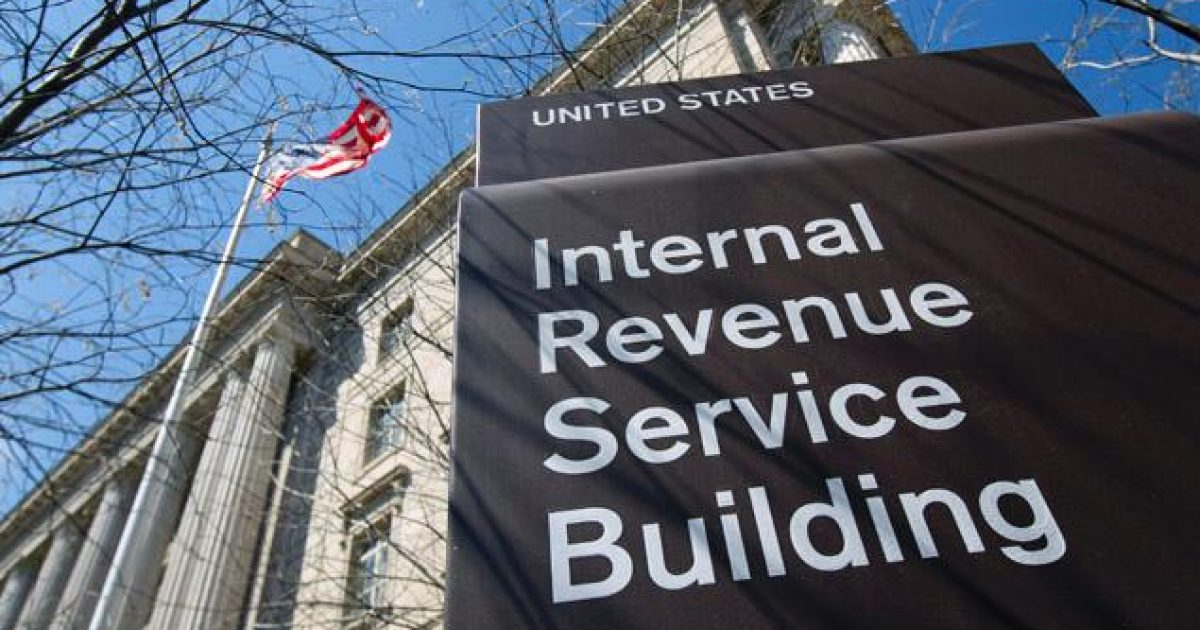 IRS Building in Washington, DC
