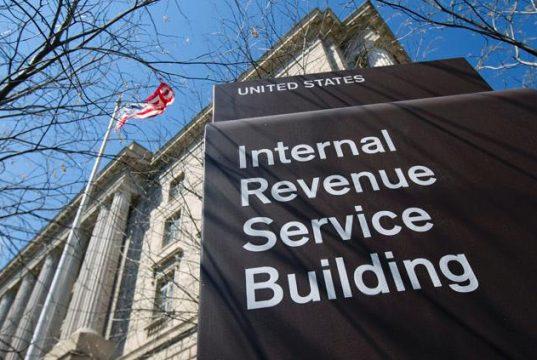 IRS Building in Washington, DC