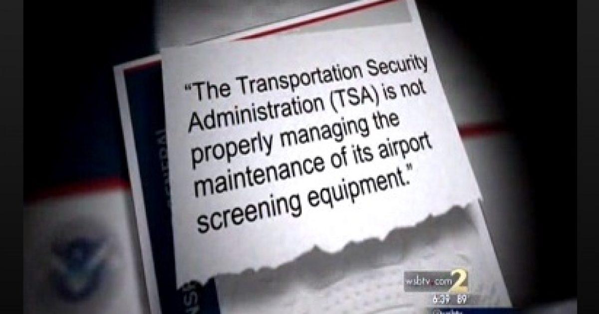 TSA report