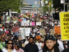 Baltimore protests (Associated Press)