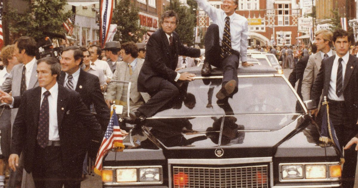 Secret Service throwback