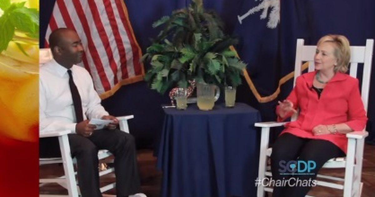 Hillary interview