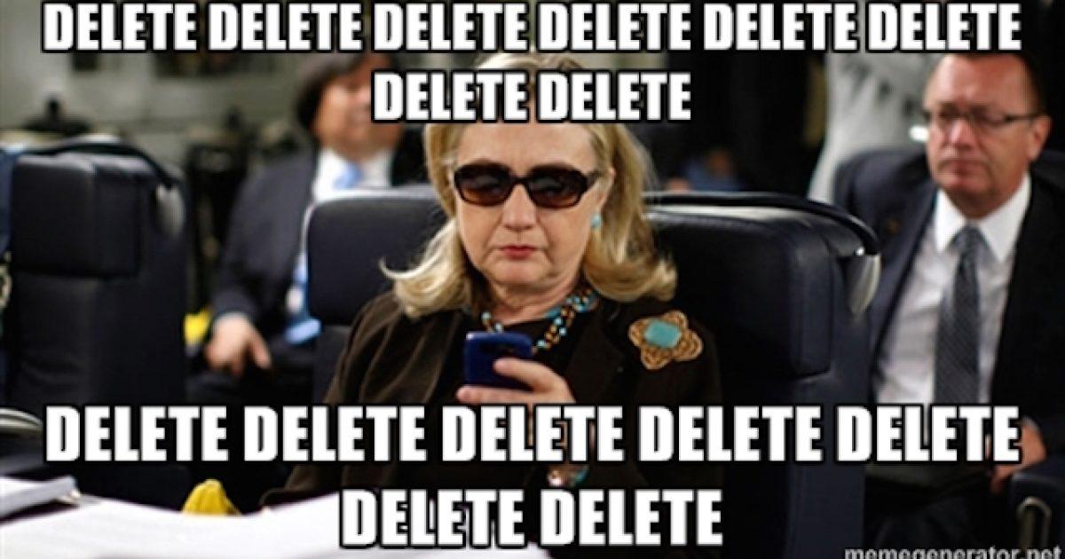 Hillary phone
