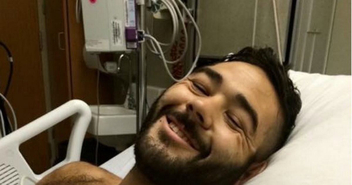 Chris Mintz- Hero in Oregon