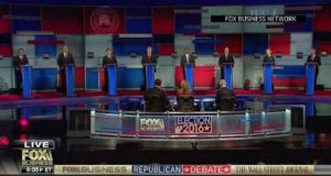 fox business gop debate