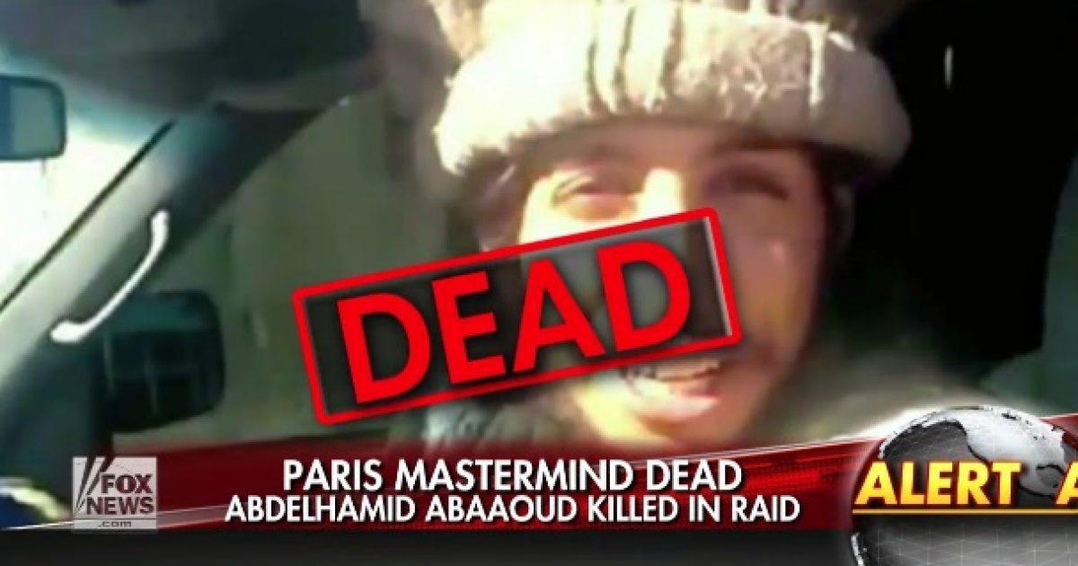 paris attack lead terrorist