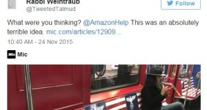 subway tweet
