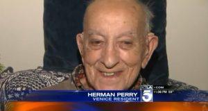 herman perry veteran