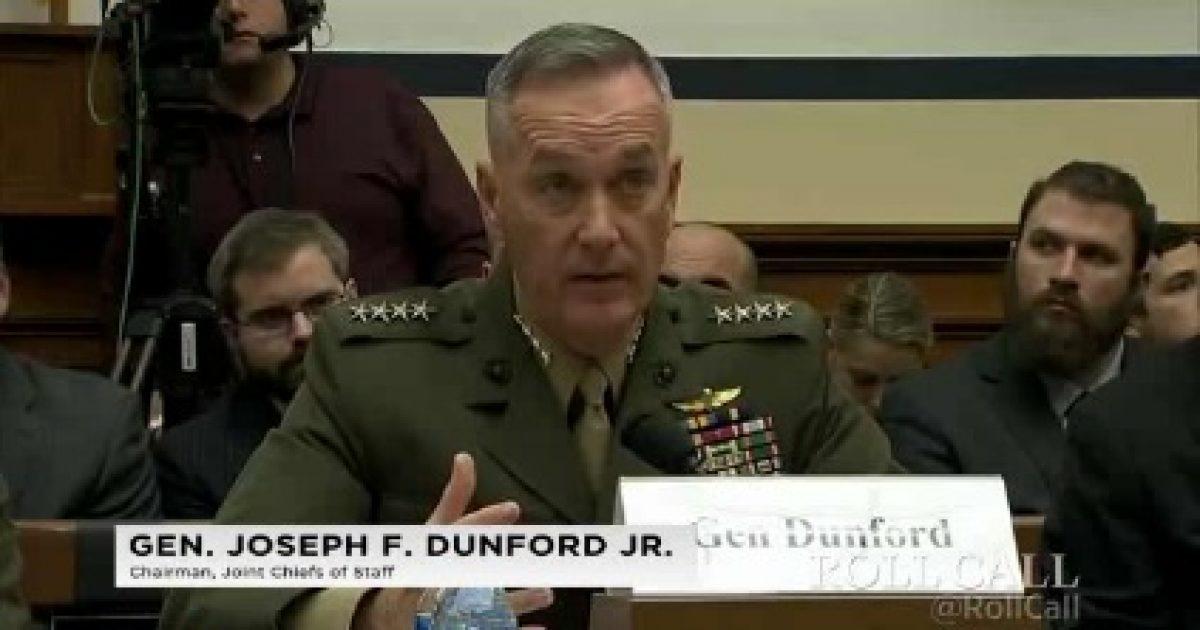 joseph dunford
