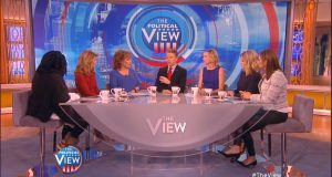 Rand Paul The View