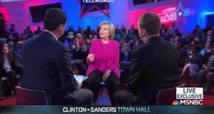 Hillary Townhall