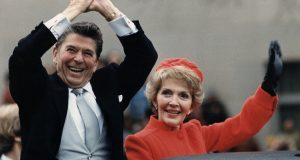 Ronald Reagan Inauguration