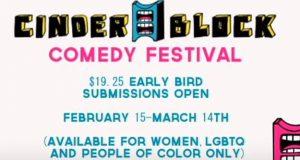 cinder block festival