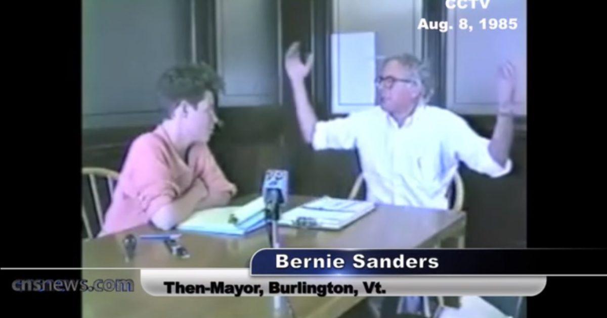 Bernie Sanders Castro