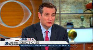 Ted Cruz Islam