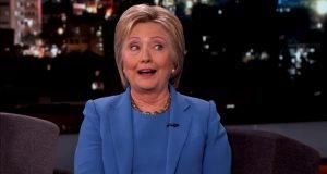 Hillary Clinton Aliens