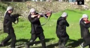 ISIS Nazi tactics