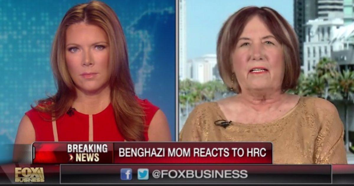 benghazi mom