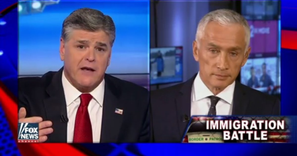 hannity and ramos