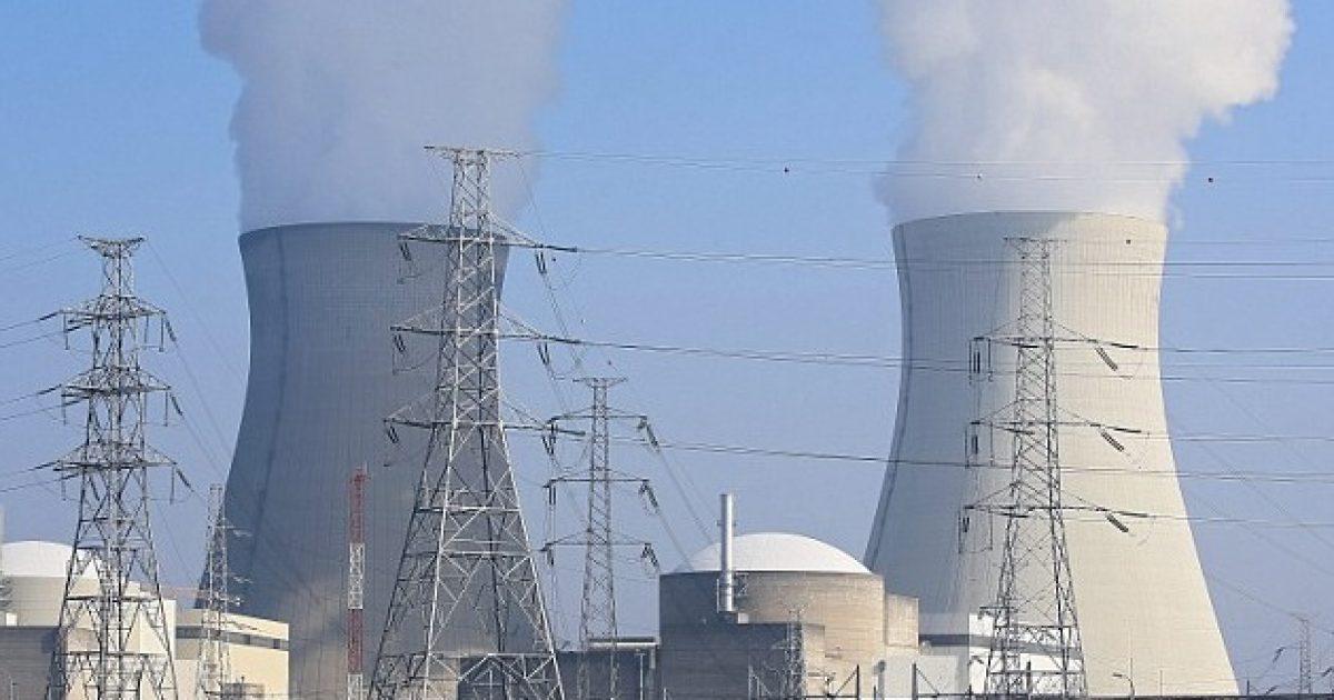 nuclear plan belgium