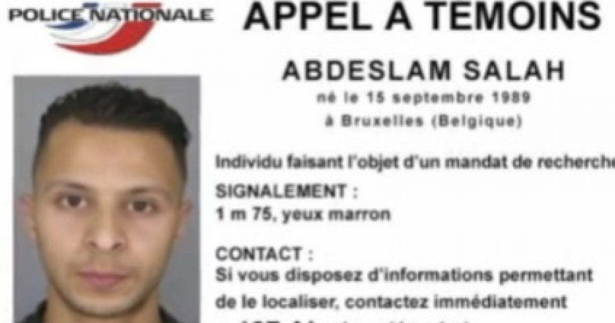 paris attacker