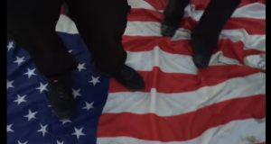 flag stomp