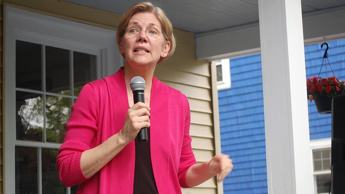 Elizabeth Warren is a House