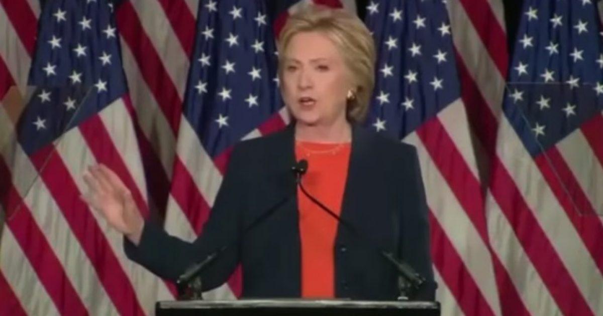 Hillary Trump video
