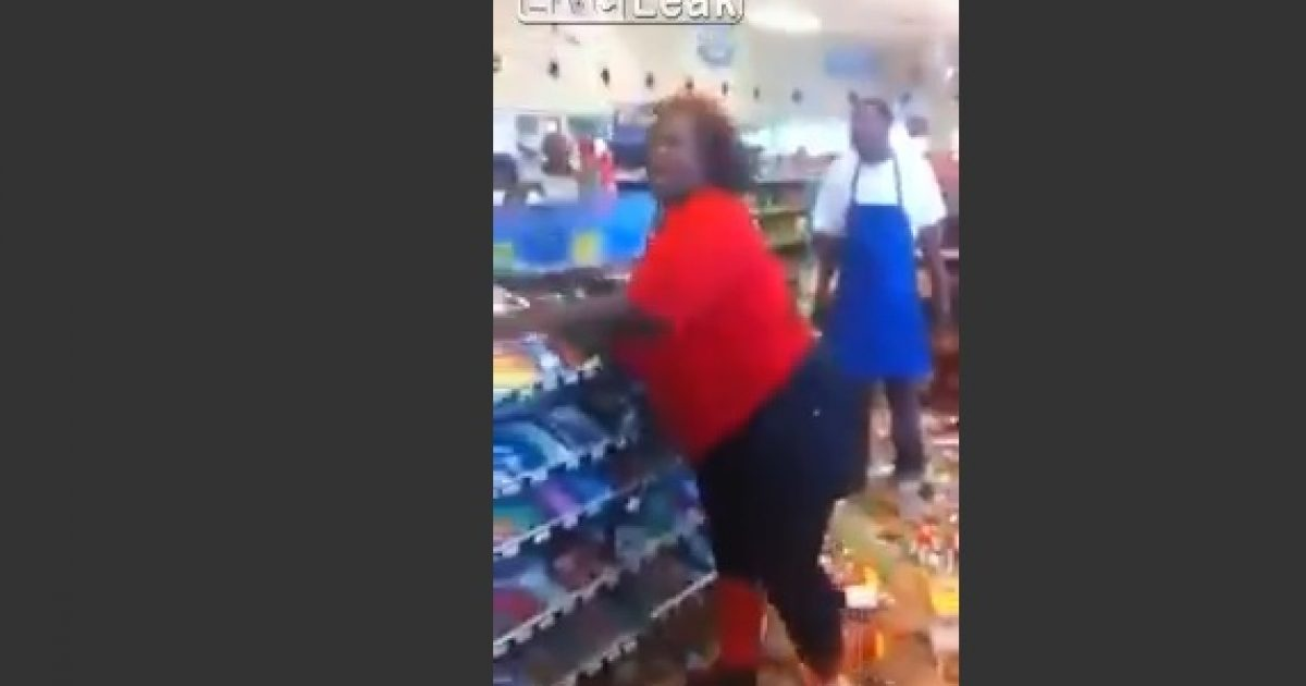 food stamp tantrum