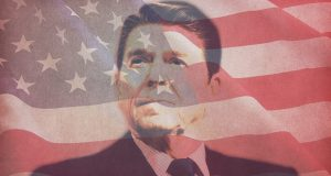 4th of July Reagan