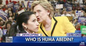 Lewinsky Huma Abedin