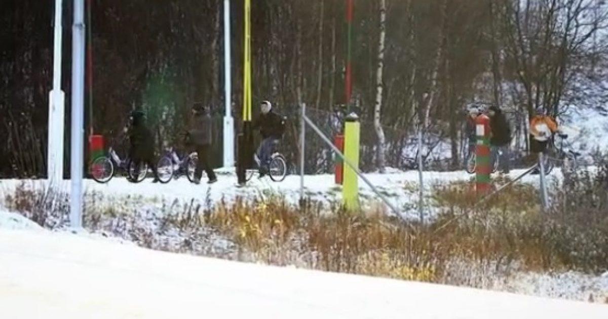 Norway Border Crossing