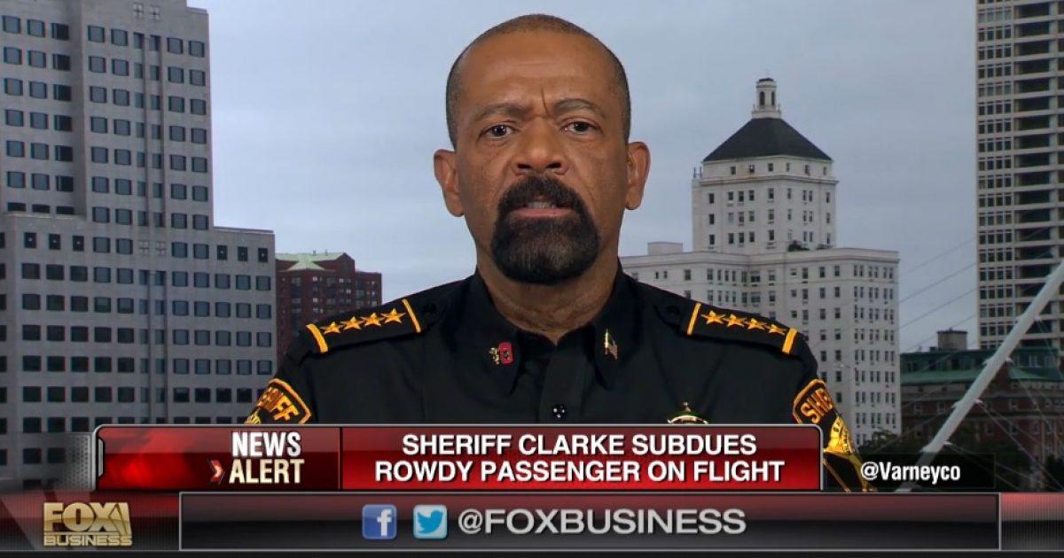 sheriff clarke