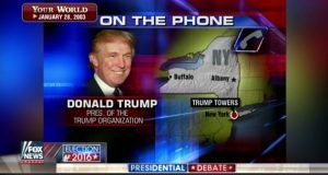 trump 2003 interview