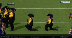ECU marching band