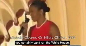 Michelle Obama ad