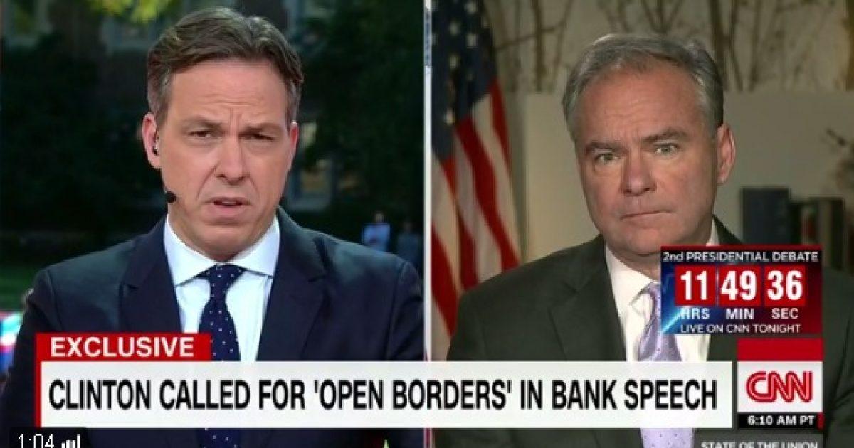 Tim Kaine CNN