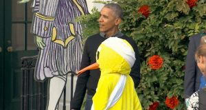 halloween lame duck