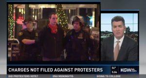 oregon trump protesters