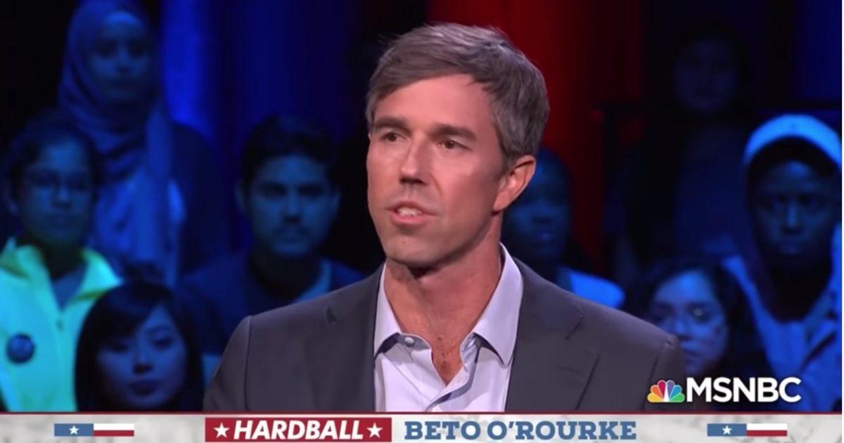 Beto O'Rourke Plans Counter Trump Rally in Texas ⋆ Deneen Borelli