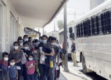 McAllen TX Inundated with Surge of COVID-19 Positive Illegal Migrants