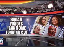 House Democrats Defund Israel Iron Dome