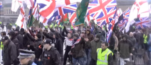 """Christian Patrol"" Group Marching Against Muslims in Britain"