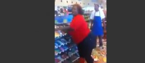 VIDEO: Woman Destroys Convenience Store After Her Food Stamps are Declined