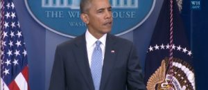Obama Blames Police Shootings on… Police?