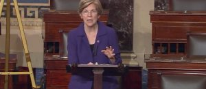 Video Senator Elizabeth Warren Ambush About Her 1 Percent Status